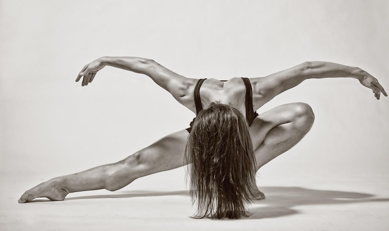 Dancer Portrait Photography Portrait of a Dancer