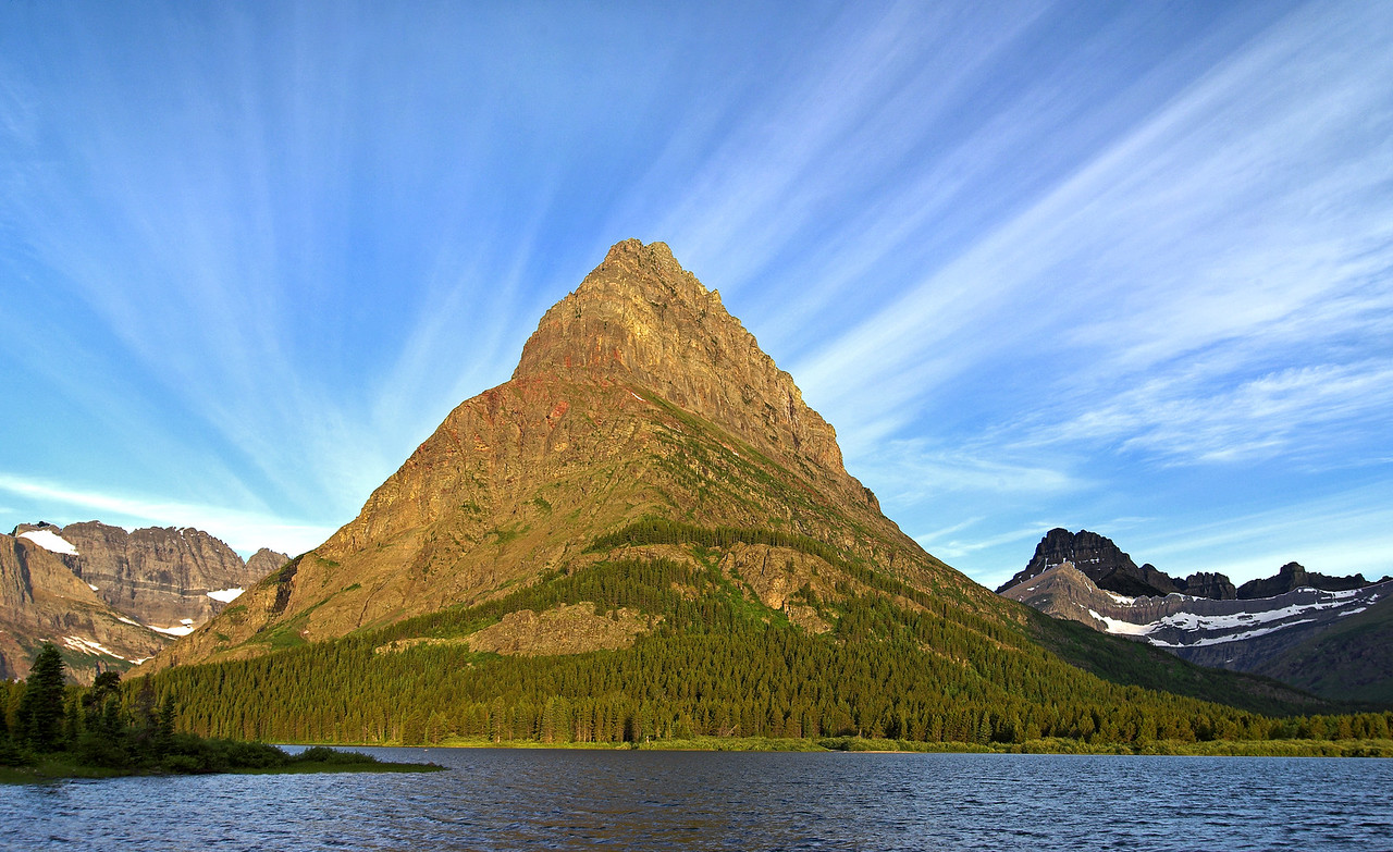 Glacier National Park. Photo by Mike Reid, All Outdoor Photography.