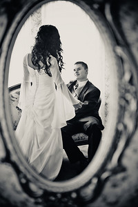 Wedding at the Bishop's House Boise. Wedding photography by All Outdoor Photography Boise, Mike Reid.